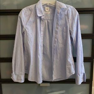 Gap boyfriend shirt